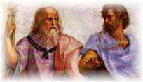 Raffael's Plato and Aristotle