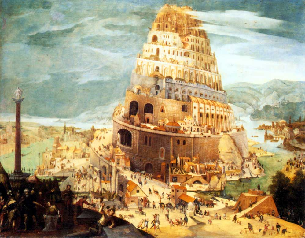 Bible Tower Of Babel Babylon
